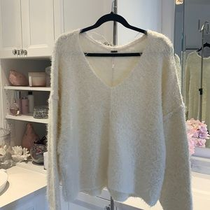 Free People cozy and soft sweater